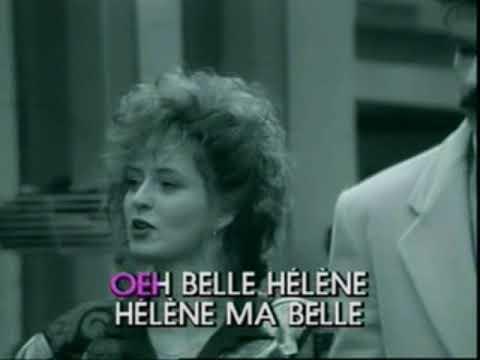 Doe Maar -  Belle Helene ( KARAOKE ) Lyrics