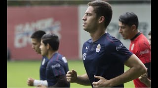 Santiago Ormeño busca la oportunidad de consolidarse, de ser un delantero estable dentro del futbol mexicano, sabe que a sus 26 años de edad se juega una de sus últimas cartas en la primera división