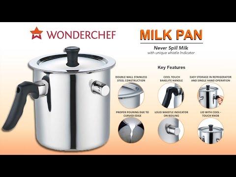 Wonderchef Milk Pan