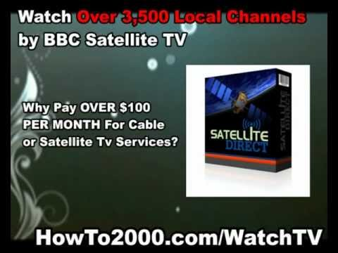 BBC Satellite | Watch Over 3500 Local Channels!