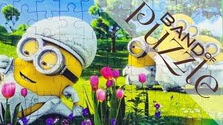 Minion Puzzle 60 Pieces Time Lapse Clementoni | By Band of Puzzle