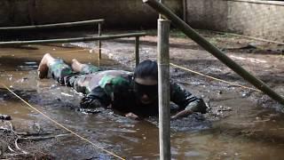 Program Outbound Semi Militer Lembang Bandung