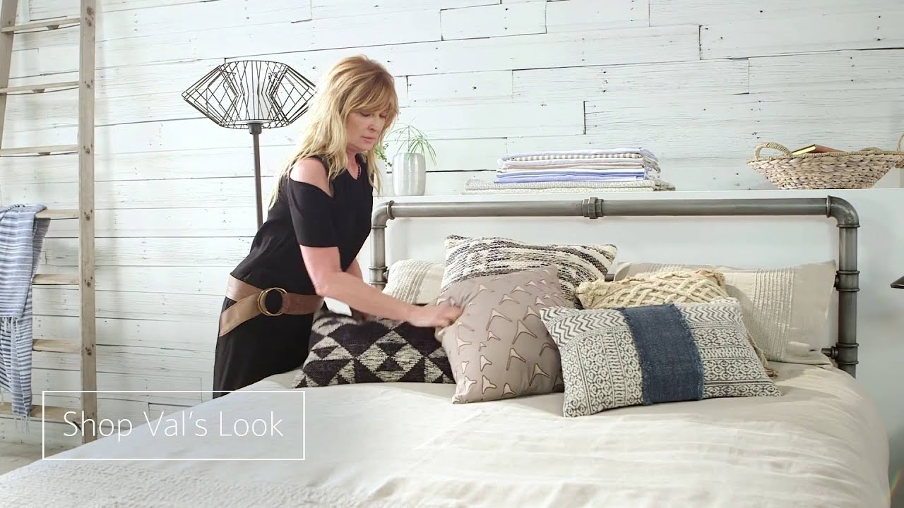 Bedroom Decorating Ideas: An Industrial Chic Bedroom   YouTube