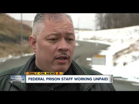 Ohio federal prison correctional officers, staff tired of being unpaid 'political pawns'