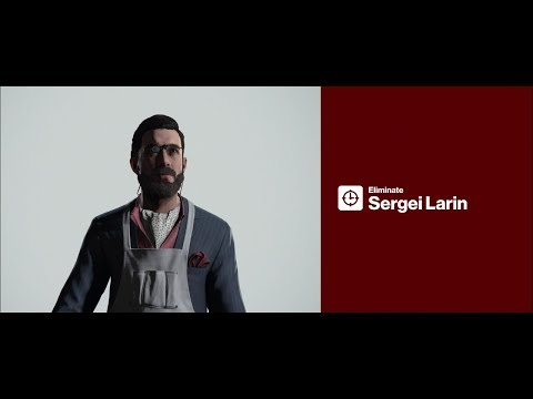Hitman: Death is a Funny Business (Elusive Target: The Forger)