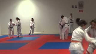Vidéo judo benjamin-minime-cadet 3.JC Saint Gaultier