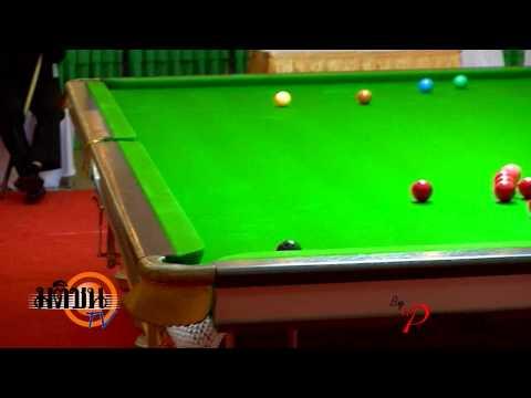 กีฬาแห่งชาติ สุพรรณบุรีเกมส์ สนุกเกอร์ ประเภท เดียว 15 แดง 13 01 57 LOGO มติชน TV