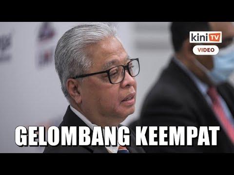 Malaysia mungkin hadapi gelombang keempat Covid-19 - Menteri