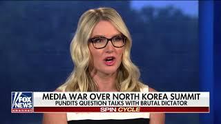 MediaBuzz Sunday 17 June - Media war over North Korea summit