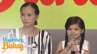 Magandang Buhay: Xia thanks her supporters