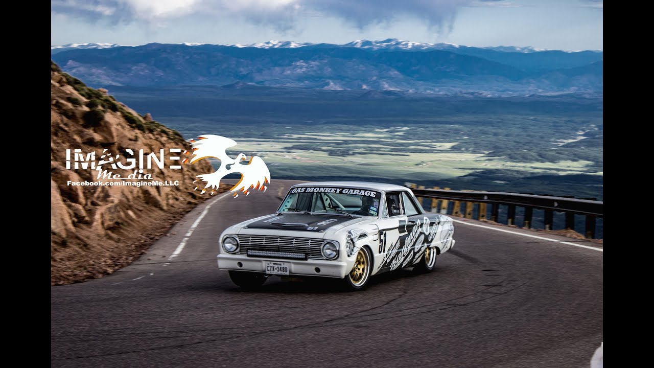 Aaron Kaufman | Pikes Peak 2014 | Gas Monkey Garage - YouTube