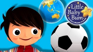Learn with Little Baby Bum | The Shapes Song | Nursery Rhymes for Babies | Songs for Kids