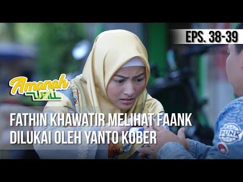 AMANAH WALI 3 - Fathin Khawatir Melihat Faank Dilukai Oleh Yanto Kober [03 Juni 2019]