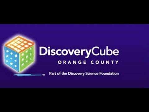 Discovery Cube Orange County  *GoPro on a Toddler*