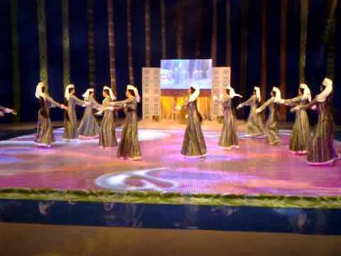 National Uzbek Dance-Tanovar (Sofia Levy Dance Theatre)