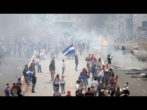Algo Histórico esta PASANDO en HONDURAS - DICTADURA VS EL PUEBLO