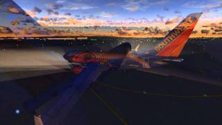 Southwest - Oh thank God, we love to fly!