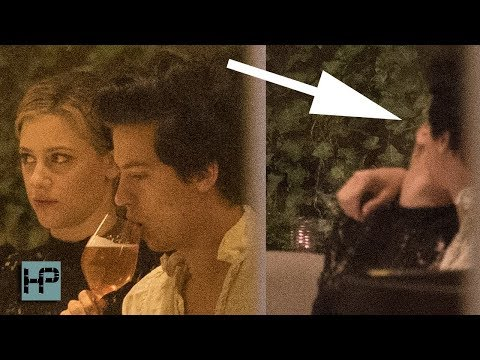 Cole Sprouse & Lili Reinhart Caught KISSING.. and Their  are PISSED!!!