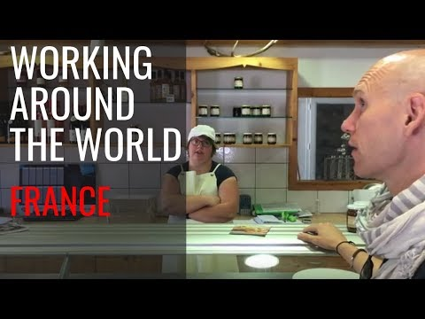 Work in France - What they should be teaching the world