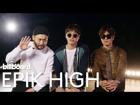 Epik High Q&A: On U.S. Tour, Randy Jackson & Being 'Afraid' of Yoko Ono