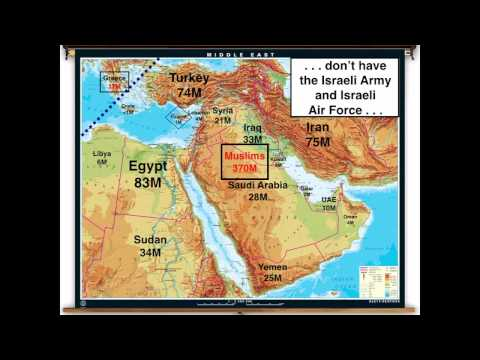 ISRAEL-Cornerstone of the West