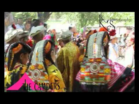 "Kalash culture & spring festival yushi - Rumbor ( Rambor), Bumburet valleys - ""The campers"" pakistan"