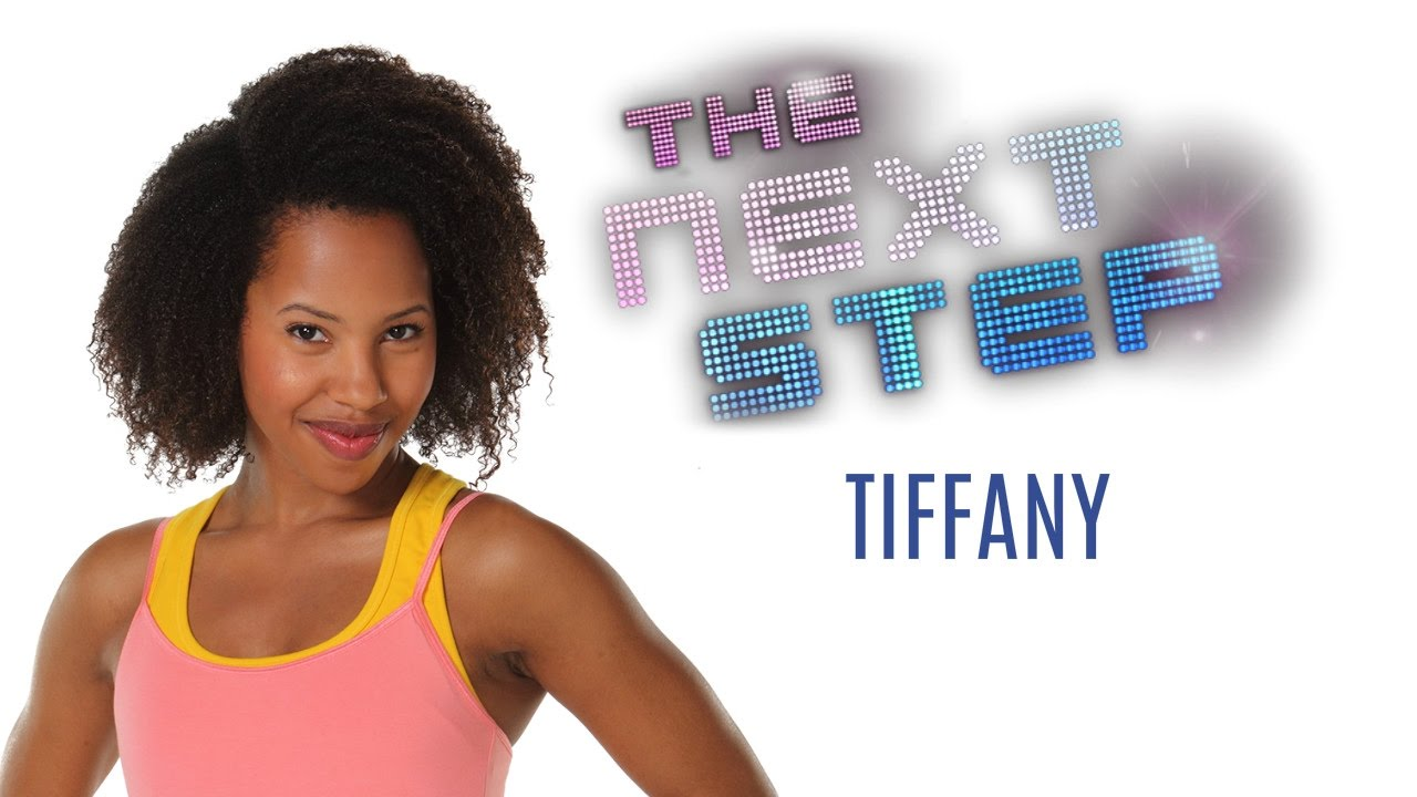 who plays tiffany in the next step
