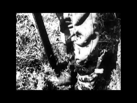 Rare raw Tunguska footage