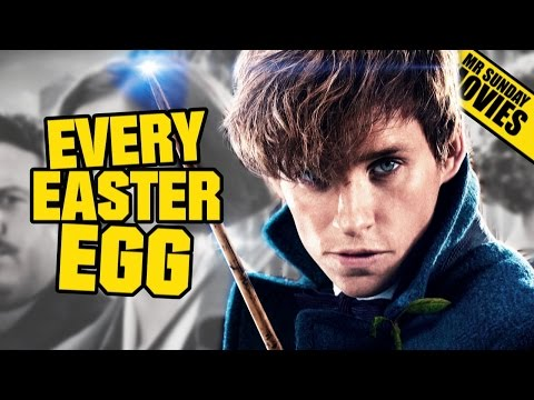 Thumbnail: FANTASTIC BEASTS Easter Eggs & Harry Potter Connections