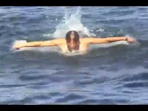 Jeri Kalvan Stunt Woman Reel