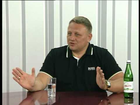 Актуальне інтерв'ю. Олександр Шевченко про будівництво доріг і важливих інфраструктурних об'єктів