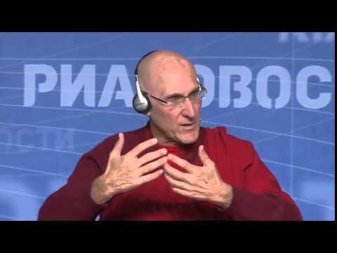 Dr. Kerzin talk to RIA Novosti - Part 1