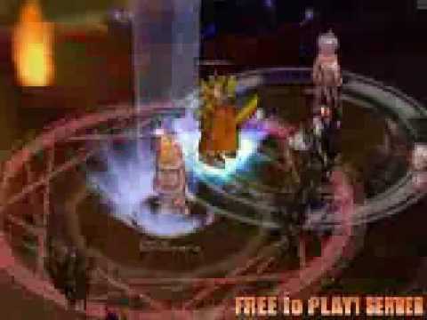Ragnarok Online Gameplay Trailer