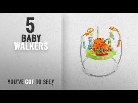 Top 10 Baby Walkers [2018]: Fisher-Price Roaring Rainforest Jumperoo