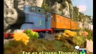 Thomas y sus amigos cancion viene y va