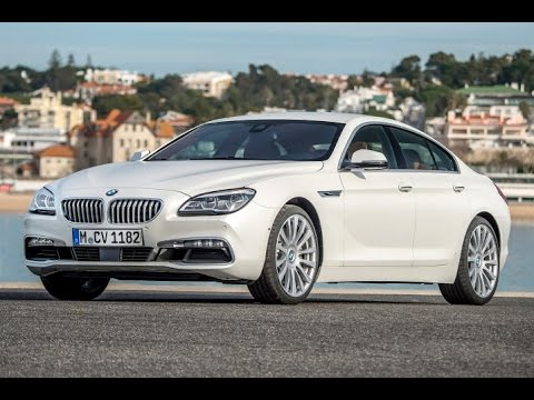 2016 Bmw 6 Series 640i Gran Coupe Start Up And Review 3 0 L Turbo Cylinder