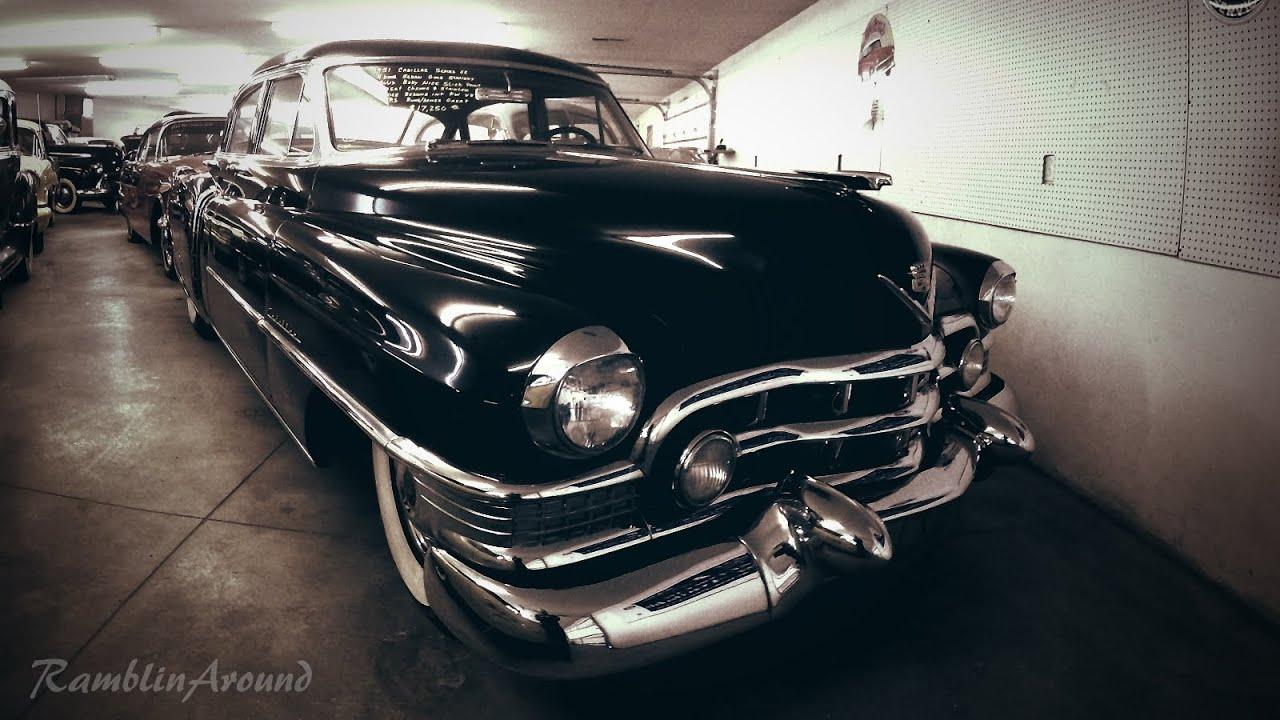1951 Cadillac Series 62 Sedan Youtube Convertible