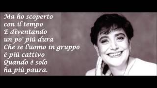 Mia Martini - GLI UOMINI NON CAMBIANO + testo