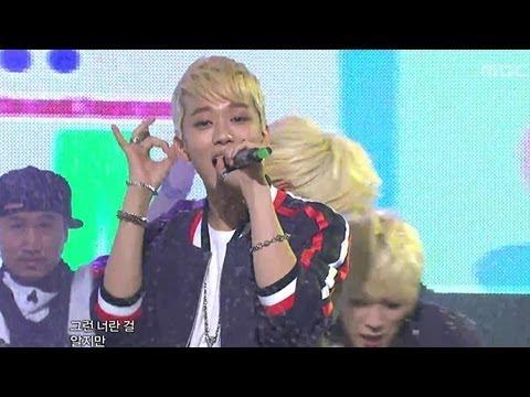 B.A.P - Stop It, 비에이피 - 하지마, Music Core 20121110
