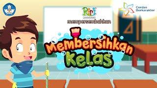 Membersihkan Kelas | Dongeng Anak Bahasa Indonesia | Cerita Rakyat dan Dongeng Nusantara
