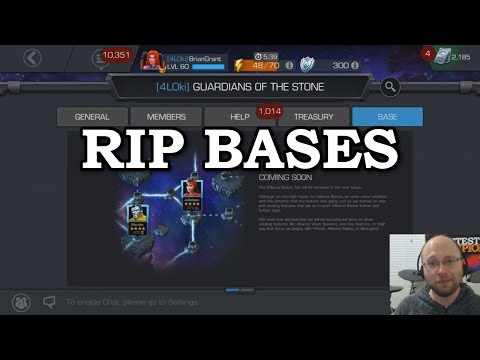 RIP Alliance Bases  Hello New Multiplayer Mode!  Marvel Contest of Champions