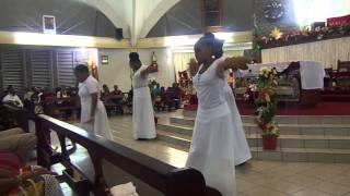 ave maria by celine dion dance