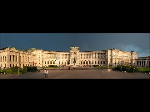 Hofburg Imperial Palace EDC Gunner takes you to VIENNA
