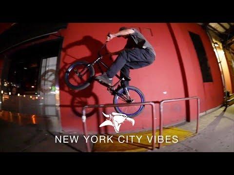 BMX - ANIMAL BIKES - NEW YORK CITY VIBES