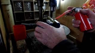 Обзор и испытание недорогой масленки для мастерской купленой в оффлайне