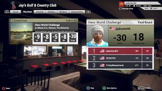 Jay's Golf & Country Club: Practice Round