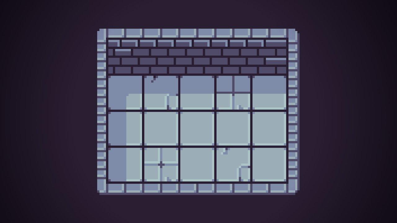 Let's Pixel - Basic Dungeon Tileset