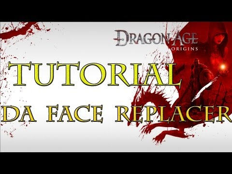 Dragon Age: Origins - Tutorial - How To Copy a Face From A Save (DA Face Replacer)