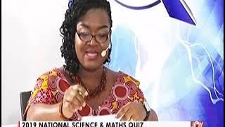 2019 National Science & Maths Quiz   JoyNews 11 6 19