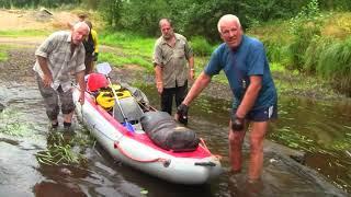 видео сплав по рекам Украины
